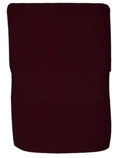 serviette bordeaux