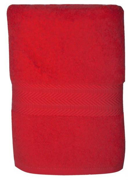 serviette framboise