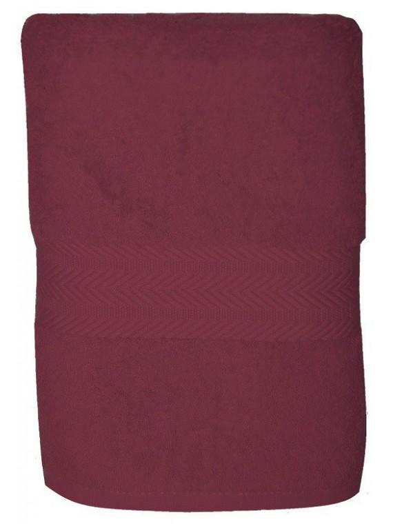 serviette myrtille 50x100 cm
