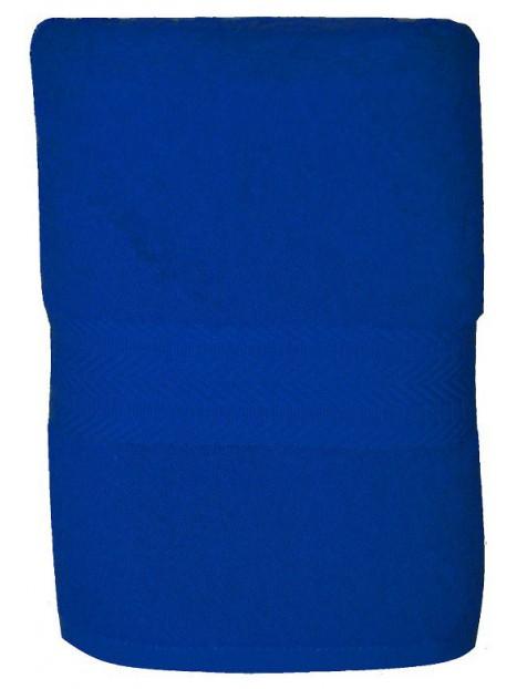 serviette bleu ocean 50x100 cm