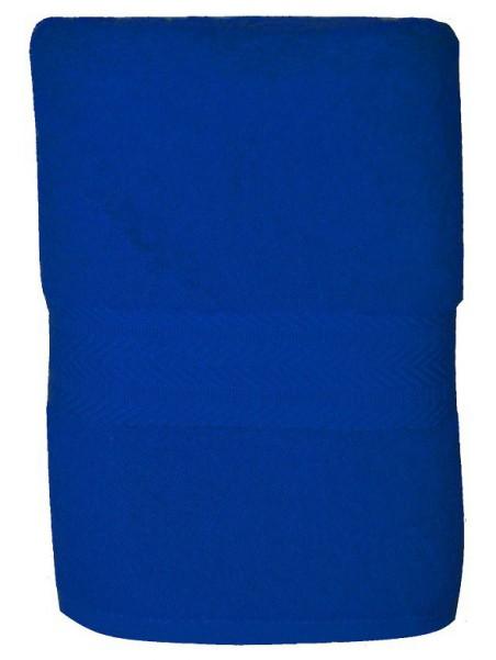 serviette bleu ocean