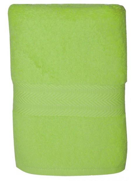 serviette vert pale 50x100 cm