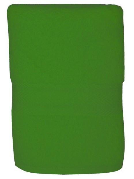 serviette verte pomme 50x100 cm