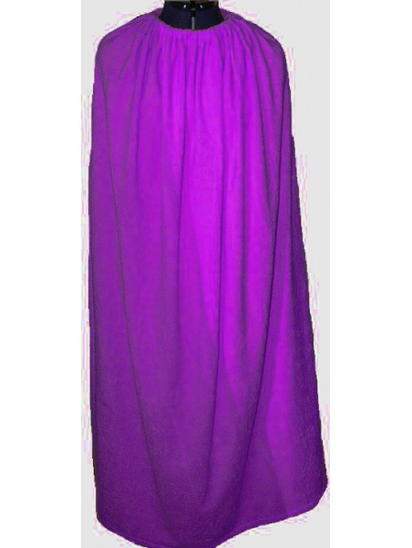 Cabine de plage BAMBOU - Violette adulte