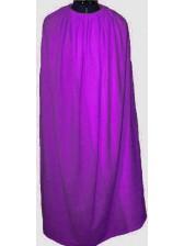 Cabine de plage adulte - Violette en eponge BAMBOU