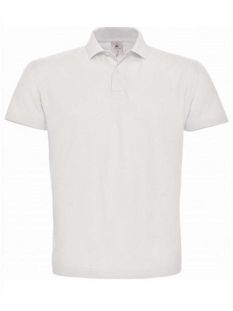 Polo ROUEN blanc