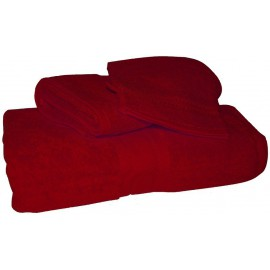 ensemble bain rouge rubis