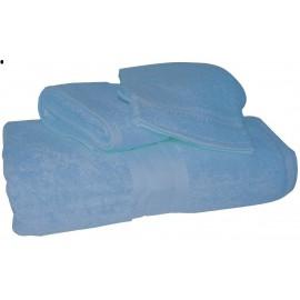 ensemble bain bleu ciel